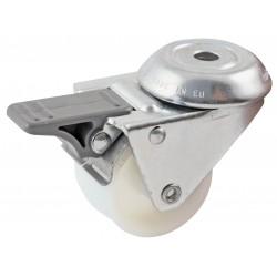 Roulette Pivotante A Frein, Roue Polyamide Diametre 050, Charge 90 Kg IM#2880IM#2880