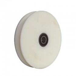 Roue Polyamide Diametre 125...